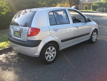 SOLD NEW 2011  Hyundai Getz Hatchback LOW KL/M