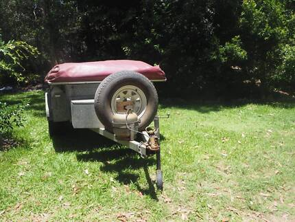 Koala Off-Road Camper Trailer Burpengary Caboolture Area Preview