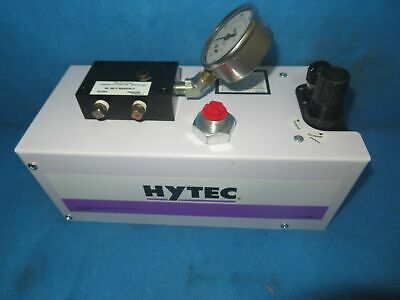 Nib Hytec 100920 Model G 4800psi Hydraulic Air Over Pump 1 Year Warranty