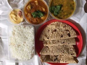 Andra style homemade food lunch+dinner vegetarian $12 Harris Park Parramatta Area Preview