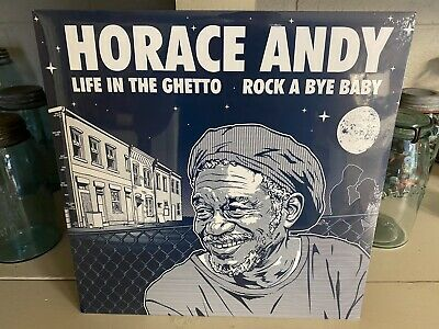 """Horace Andy - Life In The Ghetto - BRAND NEW SEALED Vinyl 12"""" Single Record"""