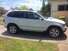 BMW X5 4.4L V8 2004 Killarney Vale Wyong Area Preview