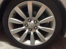 """Ralliart Wheels 18"""" 5x114 Nowra Nowra-Bomaderry Preview"""