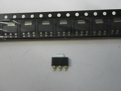 Lm317dcyr Linear Voltage Regulator Ic Positive Adjustable Output 1.5a Sot-223-4