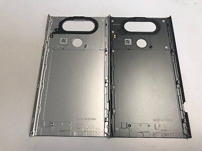 Verizon Housing - LG V20 VS995 Verizon Battery Door Back Cover Housing Silver Gray OEM