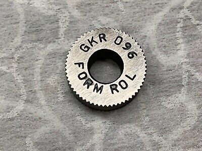 Form Rol Knurling Wheel Gkr 096 58-od 14-id 14-w