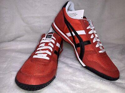 Onitsuka Tiger Ultimate 81 Fiery Red / Black Men's Shoe size 10