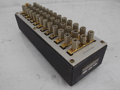 Electro Scientific Esi X435e 100 Ohm Precision Resistance Standard Tested
