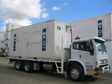 CONTAINER/FLAT TOP WITH GATES. BOGIE DRIVE Blacktown Blacktown Area Preview