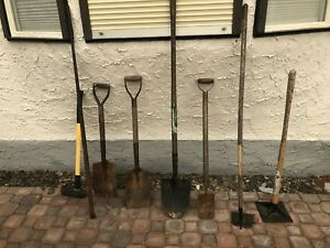 Shovels and yard tools (Kelowna)