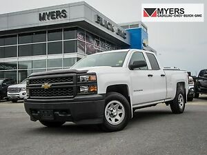 "2014 Chevrolet Silverado 1500 5.3 DBL CAB, 22"" WHEELS 4x4 TRAILE"