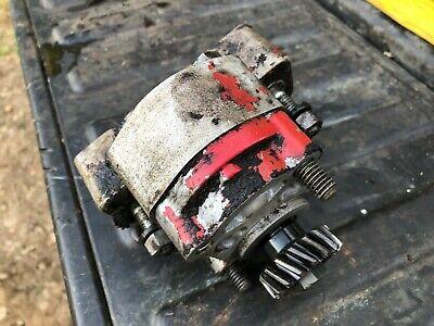 Ih Farmall 340 Row Crop Front Hydraulic Pump Good One Off Running Tractor