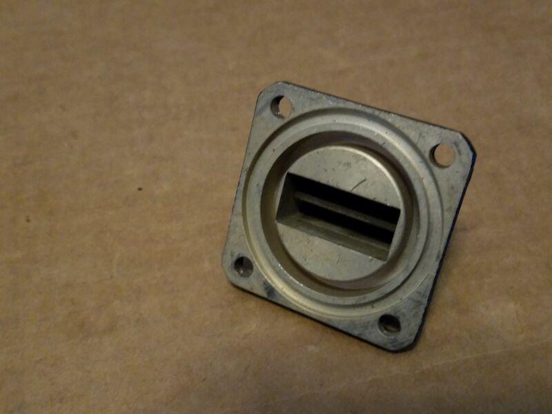 X-Band Microwave Waveguide RF Termination 8.2 GHz - 12.4 GHz Choke