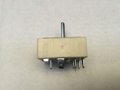 (Smeg Ceramic Cooktop SINGLE Hotplate Element Control Switch SA752 SA754 SA857)