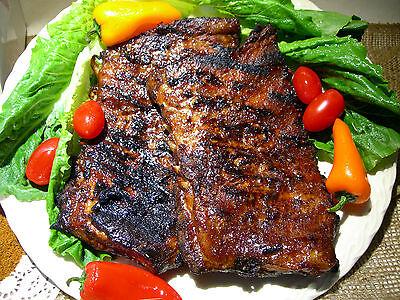 (6 LBS. PREP MIX / RIB RUB, RESTAURANT USE,GRILL BBQ. RIBS MEAT DRY RUB SEASONING)