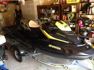2012 SEADOO RXT-X 260 Ski Package