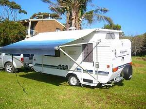 Crusader XL 2006 16 ft Poptop in Immaculate Condition Sellicks Hill Morphett Vale Area Preview