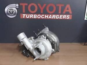 Toyota Prado 150 series reconditioned turbo Perth Perth City Area Preview
