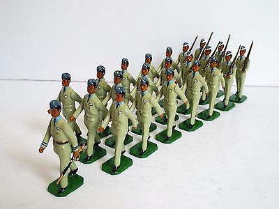 DUCAL X22 ROYAL CEYLON AIR FORCE RIFLES 1946 PARADE MARCHING LOOSE (BS2045)