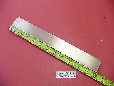 38x 1-12 C110 Copper Bar 12 Long Solid Flat Bar .375 Bus Bar Stock H02