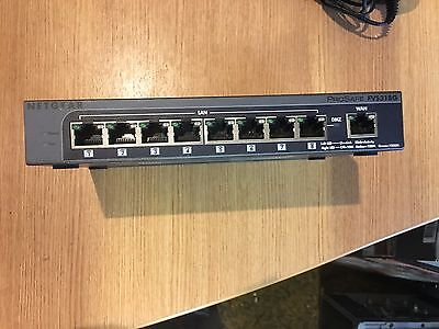 FVS318G – ProSafe 8-port Gigabit VPN Firewall