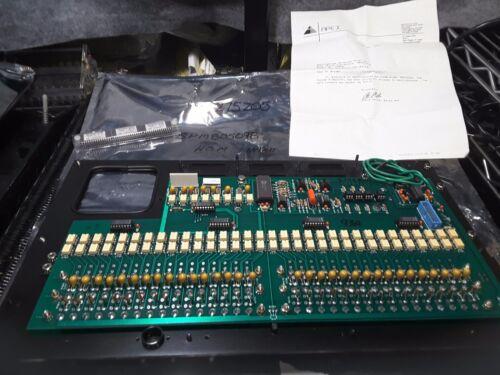 PARTLOW MOLYTEK M802140 5hh-4  DATA RECORDER LOGGER  CIRCUIT BOARD NEW NOS $99