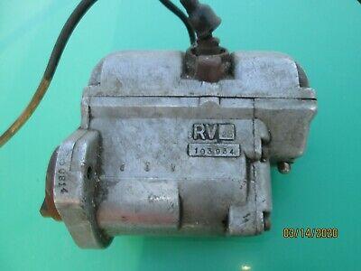 Vintage John Deere Tractor Fairbanks Morse Rv2b Magneto Untested Mag Original