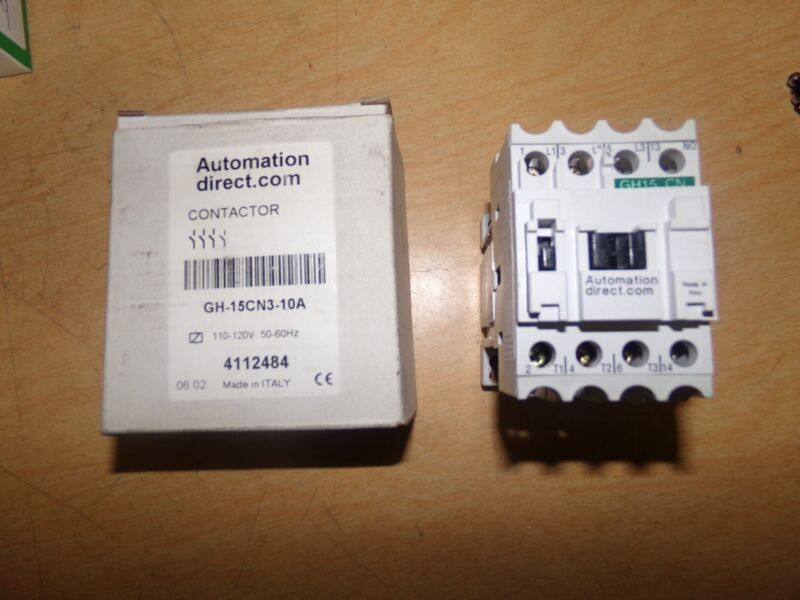 NEW  Automation Direct GH-15CN3-10A Contactor  *FREE SHIPPING*