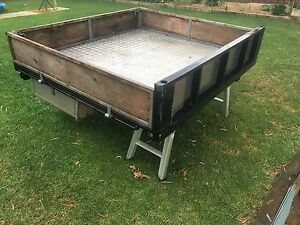 Ute, truck, tray. Aluminium and steel South Penrith Penrith Area Preview