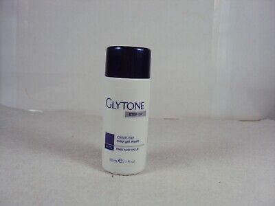 Glytone Step-Up Cleanse Mild Gel Wash 1 fl oz NEW UNBOX (P29)