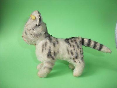 Steiff Katze Fluffy? Kitty? bespielt guter Zustand