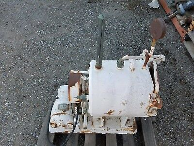 Ft Wayne Dairy Equipment Co Antique Rd Agitating Retort