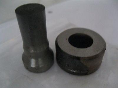 MUBEA Rundstempel Gr 1   3,0-15,0mm