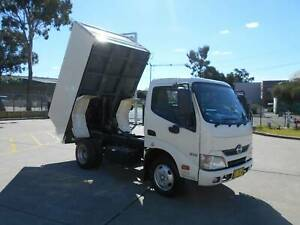 2015 HINO 300-616 IFS FACTORY TIPPER Arndell Park Blacktown Area Preview