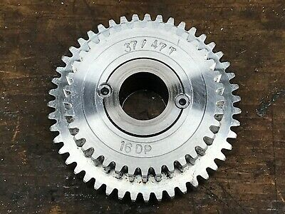 South Bend Heavy 10 Metric Transposing Gears 16 D.p.