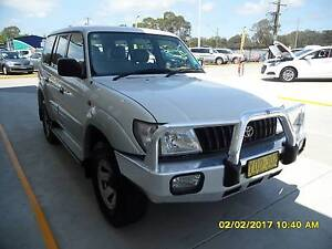 2001 Toyota LandCruiser Wagon Glenthorne Greater Taree Area Preview
