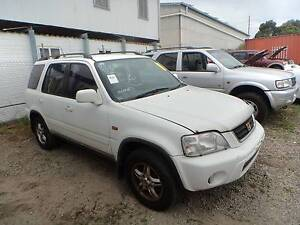 WRECKING / DISMANTLING 2000 HONDA CR-V 2.0L AUTO North St Marys Penrith Area Preview