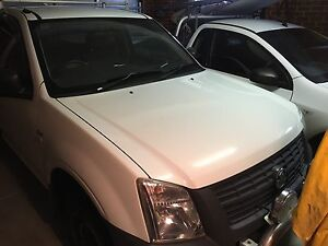 Holden rodeo 2007 very urgent sale North Beach Stirling Area Preview