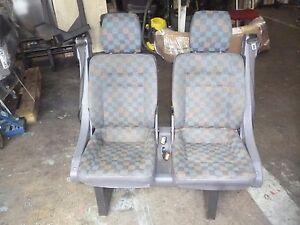 zweier Sitzbank, Sitzreihe mitte Mercedes Vito 112 CDI W638/2