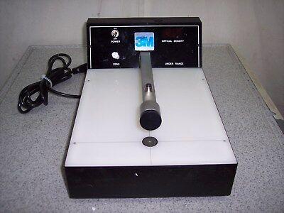 3m Optical Density Model Tbx Apparatus