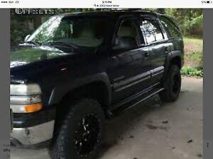 2002 Chevrolet Tahoe 4x4 5.3 LT