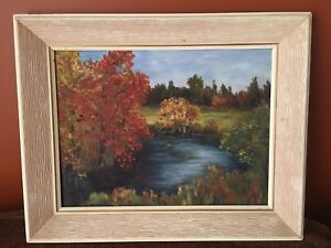 Looking for Yarmouth County art