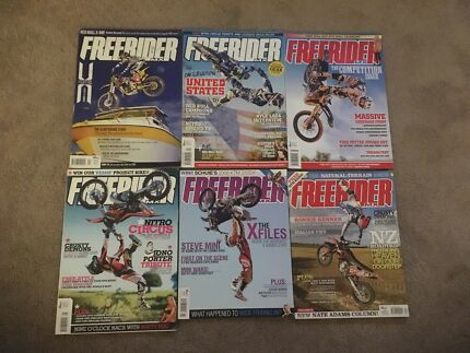 Dirtbike magazines