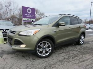 2013 Ford ESCAPE SEL  NAVIGATION LEATHER HEATED SEATS
