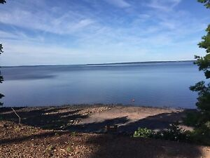 Waterfront land for sale on Grand Lake