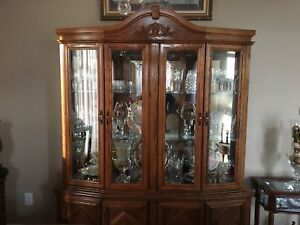 Hutch / Display cabinet for sale