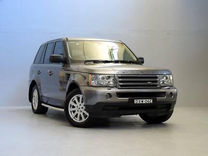 2008 Range Rover Range Rover SPORTS DIESEL Wickham Newcastle Area Preview