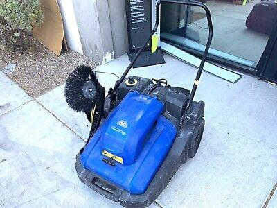 Windsor Radius 280 Walk Behind Floor Sweeper Untested