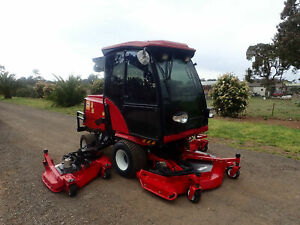2011 TORO GROUNDSMASTER 4010D WIDE AREA RIDE ON DIESEL COMMERCIAL LAWN MOWER JOHN DEERE Austral Liverpool Area Preview