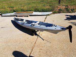 Malibu X-13 Kayak Kalamunda Kalamunda Area Preview